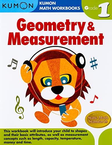 9781934968178: Geometry & Measurement Grade 1