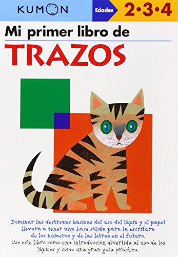 9781934968185: Mi Primer Libro de Trazar / Tracing: Edades 2-3-4 (Spanish Edition)