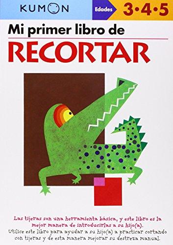 Mi Primer Libro de Recortar (Spanish Edition)