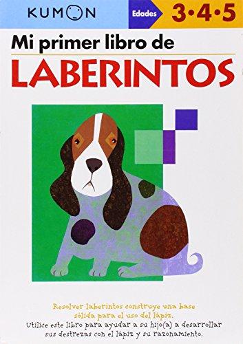 9781934968260: Mi Primer Libro de Laberintos (Spanish Edition)