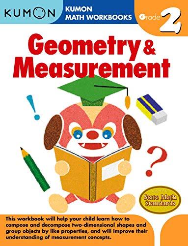 9781934968314: Geometry & Measurement Grade 2 (Kumon Math Workbooks)