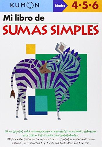 9781934968352: Mi Libro de Sumas Simples (Spanish Edition)