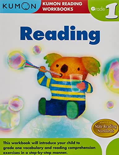 Grade 1 Reading (Kumon Reading Workbooks): Kumon Publishing