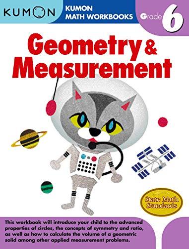 Grade 6 Geometry & Measurement (Kumon Math Workbooks): Kumon