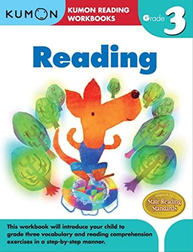 9781934968772: Grade 3 Reading (Kumon Reading Workbooks)