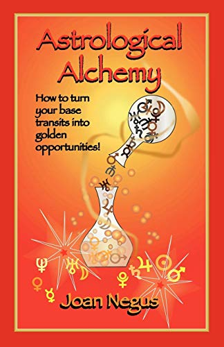 Astrological Alchemy: Joan Negus