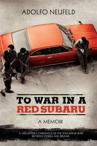 9781934978184: To War in A Red Subaru