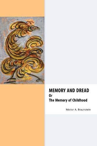 9781934978269: Memory & Dread Or The Memory of Childhood