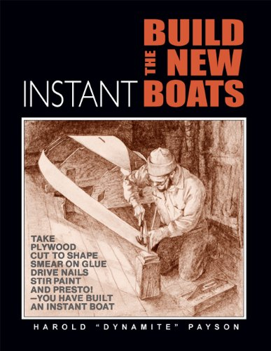 9781934982044: Build the New Instant Boats