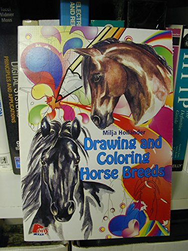 9781934983768: Drawing and Coloring Horse Breeds