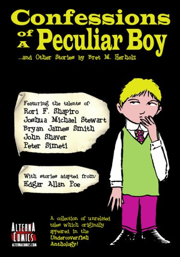 9781934985007: Confessions of a Peculiar Boy...and Other Stories
