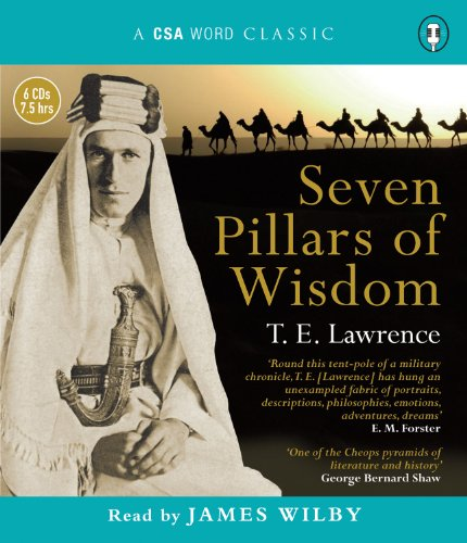 9781934997208: Seven Pillars of Wisdom (A CSA Word Classic)