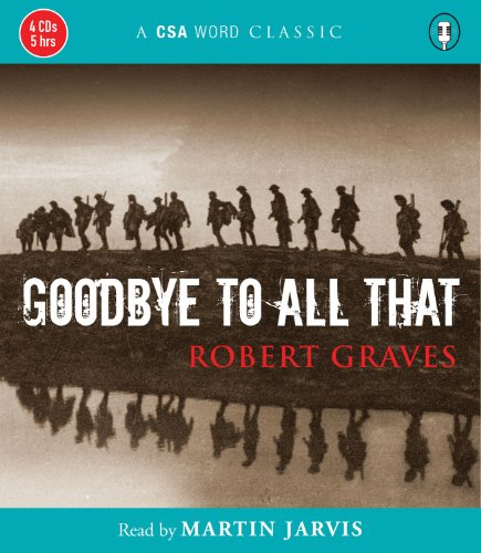 9781934997314: Goodbye To All That (A CSA Word Classic)