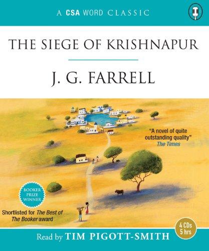 9781934997482: The Siege of Krishnapur (A CSA Word Classic)