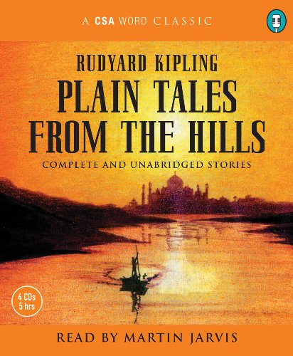 9781934997499: Plain Tales From the Hills: Over 20 Unabridged Stories (A CSA Word Recording)