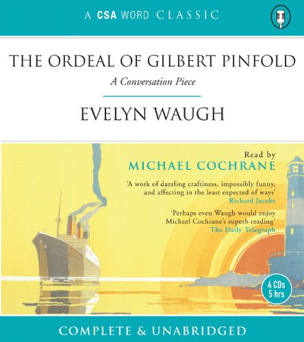 9781934997536: The Ordeal of Gilbert Pinfold (A CSA Word Classic)