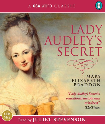 9781934997550: Lady Audley's Secret (A CSA Word Classic)