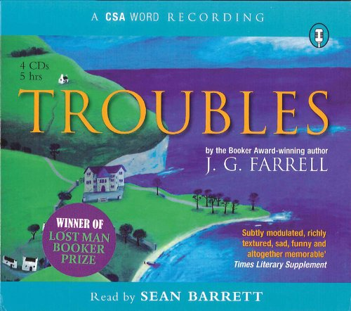 9781934997673: Troubles (A CSA Word Recording)
