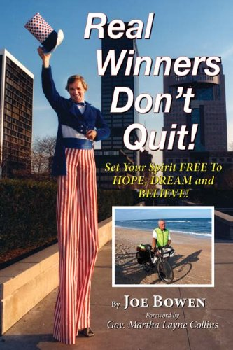 9781935001287: Real Winners Don't Quit
