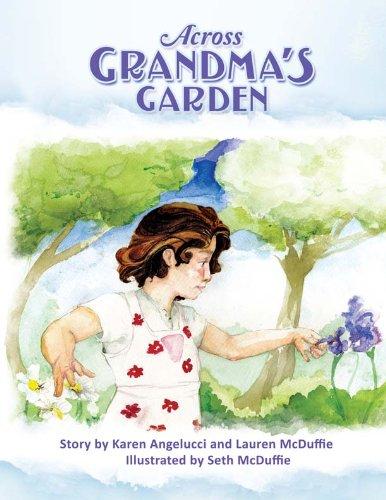 9781935001935: Across Grandma's Garden