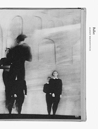 Alexey Brodovitch: Ballet (Books on Books): Edwin Denby, Kerry