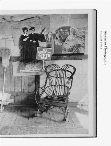 Walker Evans: American Photographs: Books on Books No. 2: Kirstein, Lincoln; Hill, John