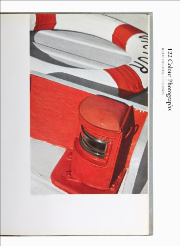 122 Colour Photographs / 122 Farve Fotografier: Helmer-Petersen, Keld /