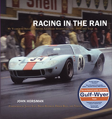 9781935007173: Racing In The Rain