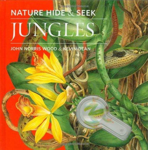 9781935021063: Nature Hide & Seek: Jungles