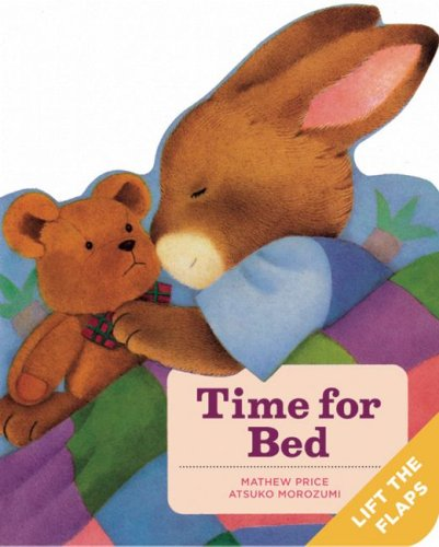 9781935021193: Time for Bed: A Baby Bunny Board Book