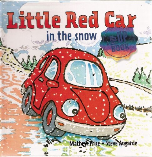 Little Red Car in the Snow (Little: Price, Mathew