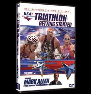 9781935045151: USA Triathlon Getting Started