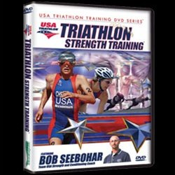 9781935045199: USA Triathlon Strength Training