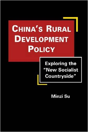 9781935049067: China's Rural Development Policy: Exploring the
