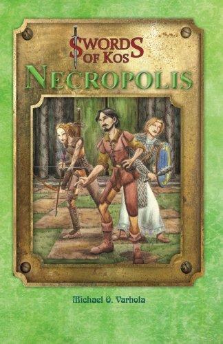 9781935050155: Swords of Kos: Necropolis