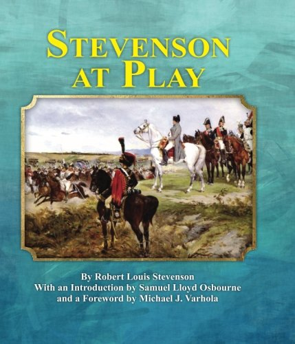 9781935050445: Stevenson At Play