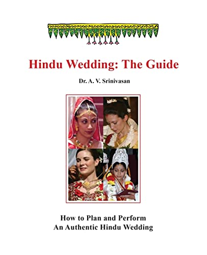 Stock image for Hindu Wedding The Guide for sale by PERIPLUS LINE LLC