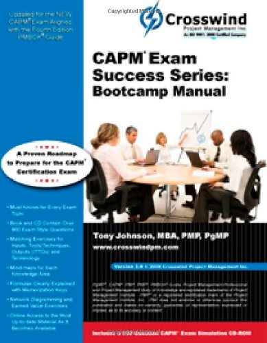CAPM Exam Success Series: Bootcamp Manual (with Exam Simulation Download): Tony Johnson MBA