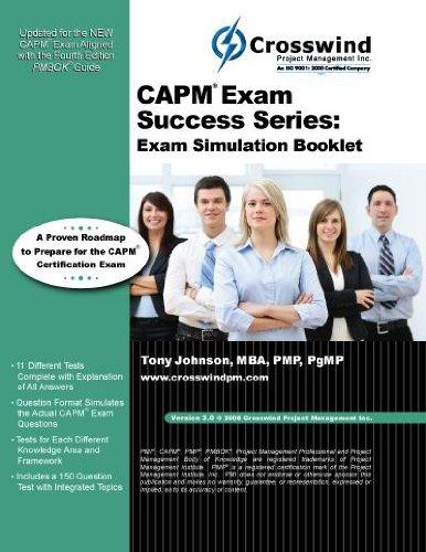 9781935062158: CAPM Exam Success Series: Exam Simulation Booklet