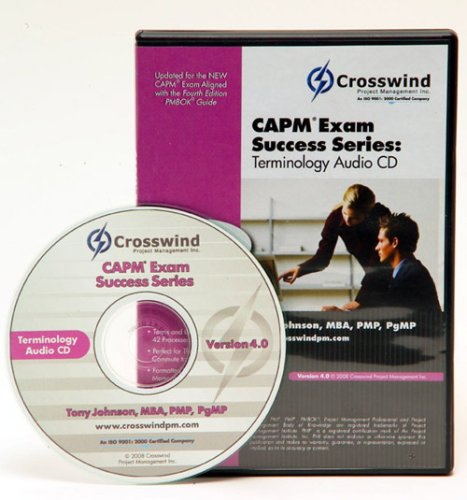 9781935062172: CAPM Exam Success Series: Terminology Audio CD