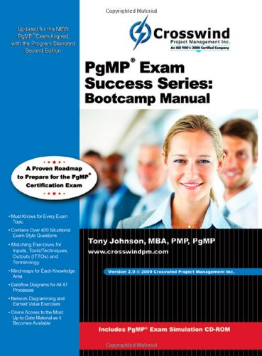 9781935062233: PgMP Exam Success Series: Bootcamp Manual (with Exam Simulation Download)