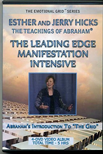 9781935063872: The Leading Edge Manifestation Intensive - Abraham's Introduction to