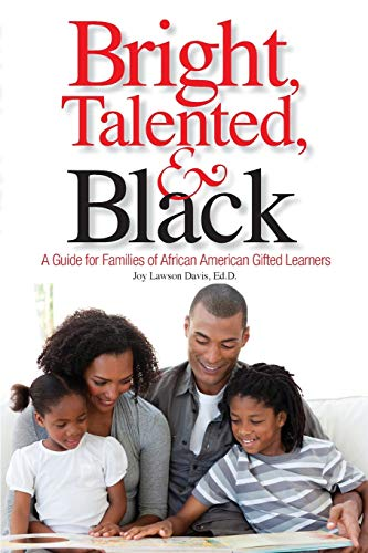 9781935067023: Bright, Talented, & Black: A Guide for Families of African American Gifted Learners