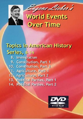 9781935069058: Topics in American History Series: World Events Over Time Collection