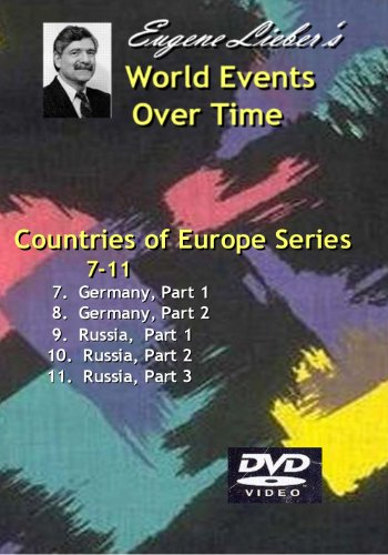 9781935069096: Countries Of Europe Series: World Events Over Time Collection