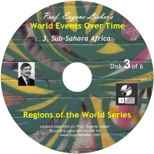 9781935069508: Regions of the Worlds Series: Sub-Sahara Africa; World Events Over Time Collection
