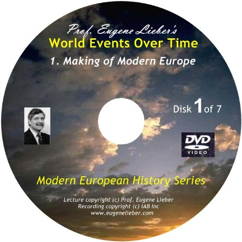 9781935069904: Modern European History Series: Imperialism, Revolution, & War, Parts 1 & 2; World Events Over Time Collection
