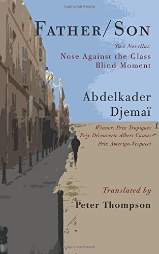 9781935084792: Father/Son: Two Novellas: Nose Against the Glass and Blind Moment