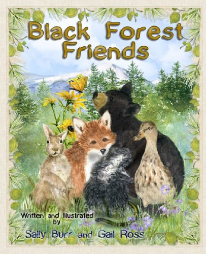 9781935086017: Black Forest Friends HC (Black Forest Friends Series)