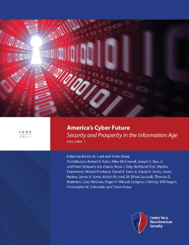 9781935087489: America's Cyber Future: Security and Prosperity in the Information Age